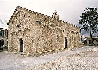 Kathikas church